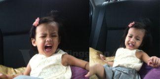 Anak Tengah Mengamuk Jangan Dilayan, Cubalah Pujuk Hati Ibu Bagi Tak Naik 'Hantu'