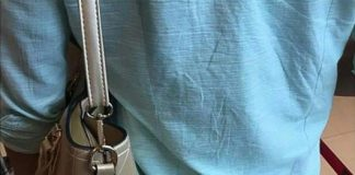 Pegang Handbag Pasangan, Sweet Atau Nampak Macam Takut Bini?