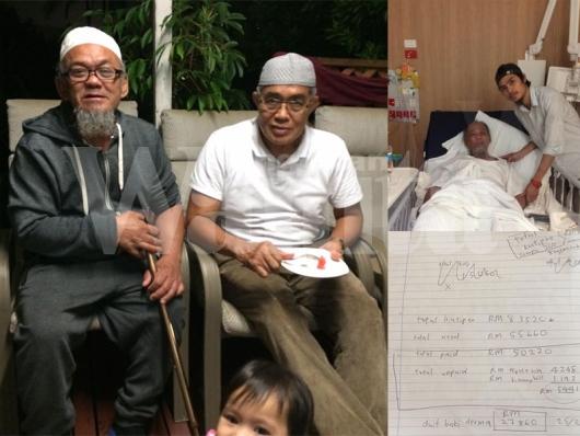 Ini Susulan Kisah Wak Foat Yang Sakit Di Sydney, Terima Kasih Rakyat Malaysia Atas Bantuan