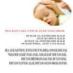 doa anak degil