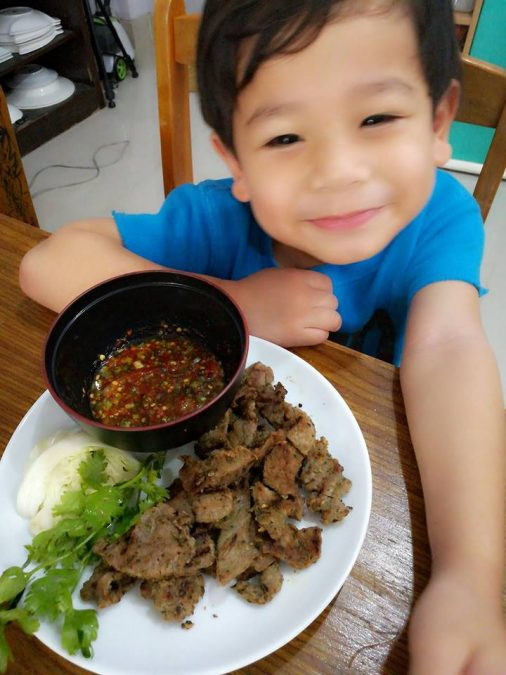 sos pedas asam jawa original thai