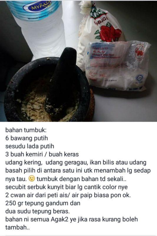 resepi bakwan