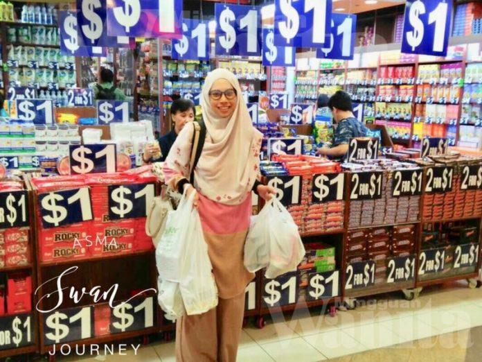 Masuk Singapura Cara Jimat Naik Bas