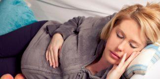 tip memudahkan ibu hamil tidur malam