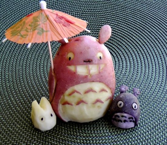 5 kegunaan luar biasa kentang bertunas