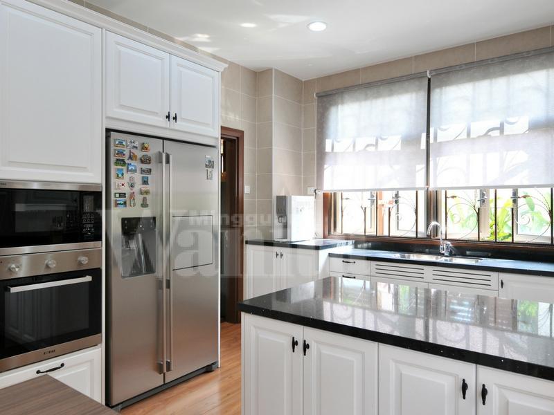 Mak Yang Rancang Nak Ubahsuai Dapur
