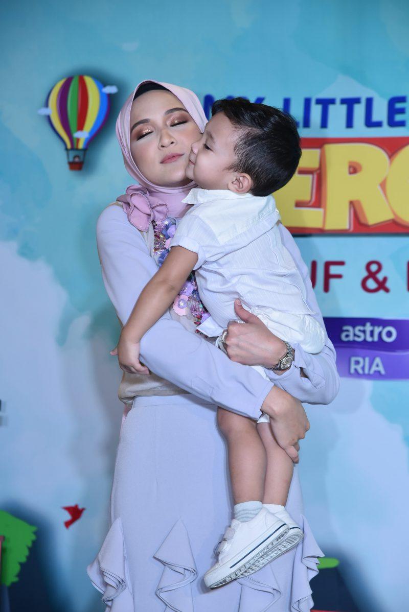 Yusuf Iskandar Si Cilik Instafamous Yang Tak Dimewahkan Mak Ayahnya, Hanis Zalikha & Hairul Azreen