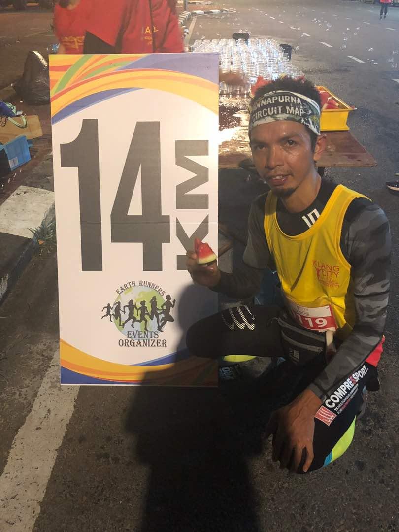 Sebelum Dirempuh Kereta, Pelari Marathon Ini Sempat Merakam Gambar Dan Berbalas WhatsApp Dengan Isteri..