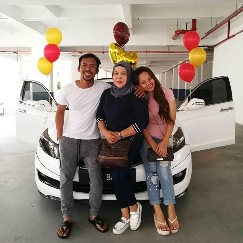Ramai Tak Tahu Shuib Buta Warna - Siti Sarah Raisuddin