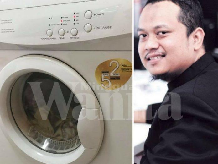 Lepas Viral 'Beli Dryer Ibarat Hadiahkan Bibik Elektrik Kepada Isteri', Lelaki Ini Jawab Pro & Cons Bila Setahun Pakai