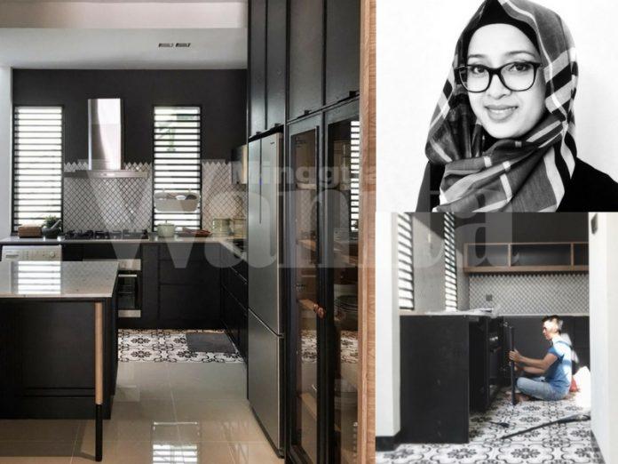 Boleh Khayal Layan Konsep Dapur 'Modern Heritage' Ini, Macam Cuti Hari-hari