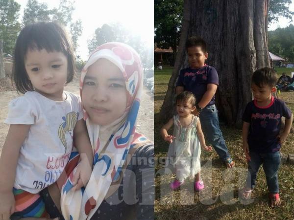 Ibu Tunggal Ini Perlukan Dana Rawat Sakit Jantung Anak Bongsu, Yang Ada 2 Lubang