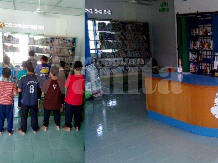 Giliran Imam Buat Anak-anak Seronok Solat Berjemaah Di Perpustakaan Desa