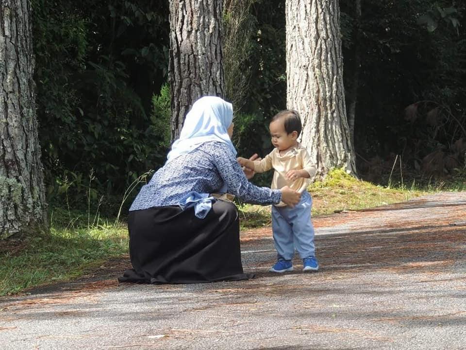 Ibu Hafiz Kecil, Ahmad Ziyyad Cerita Cara Didik Dari Mengandung, Berpantang Sampailah Usia 2 Tahun Hafal 42 Surah