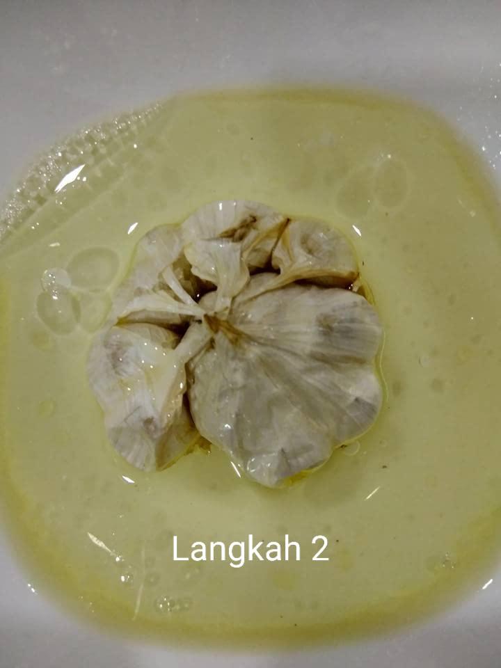 minyak bawang putih