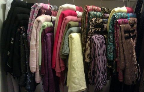gantung shawl