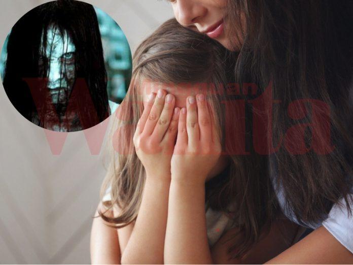 takut-takutkan anak