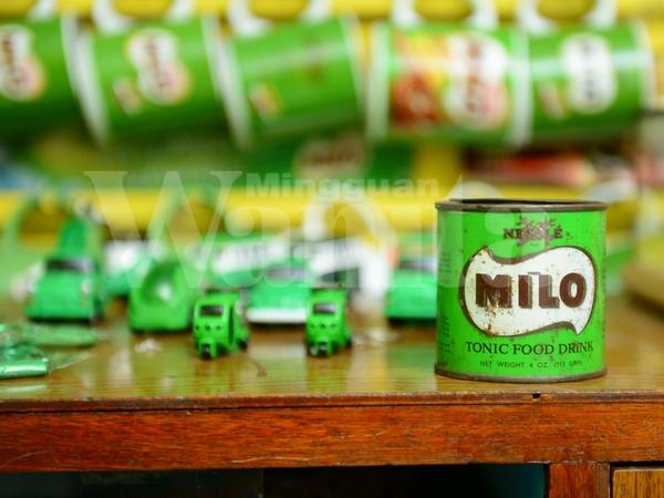 10 Tahun Lelaki Ini Kumpul Koleksi Milo, Takkan Jual Walau Pernah Ditawar Puluhan Ribu Ringgit