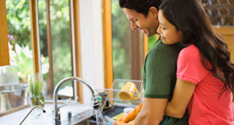 Air Tangan Suami, Pun Salah Satu Pelega Hati Isteri Yang Penat