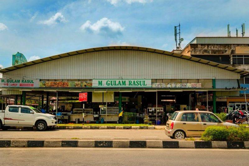 Rider Suami Isteri Ni Dah Macam Filem 'Azura', Sanggup Rentas 11 Hentian Nak Cari Tempat Makan Best