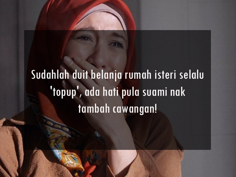 Tak Salah Isteri Bantu Kewangan Tapi Jangan Sampai Suami