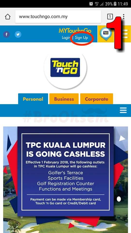 Cara Semak Online Transaksi Kad Touch N Go, Untung-untung Ada Rebate Lebih