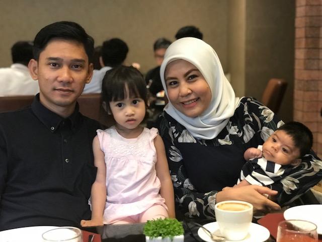 'Di Trimester Ketiga Saiz Kepala Fateh Kecil', Ini Pengalaman Ibu Hamilkan Dan Jaga Anak Disahkan CdLS, Satu Dalam 10 000