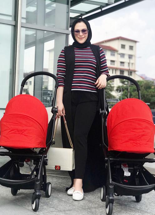 'Bab Urus Anak-anak Mostly Semua Buat Sendiri..' - Zizie Izette