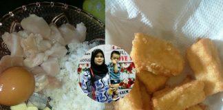 nugget nasi