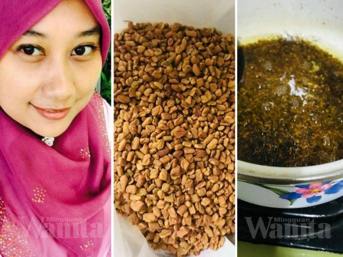 Minyak Halba Homemade, Modal Cuma RM10 Boleh Rawat Dan Cantikkan 7 Bahagian Badan