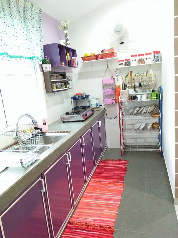Siapkan Diy Pintu Kabinet Dapur Bajet