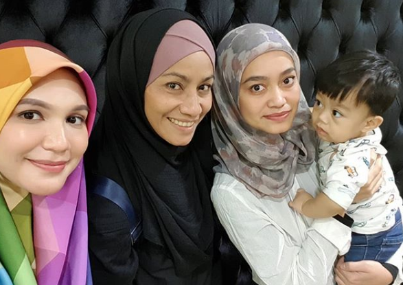 Pesan Datuk Seri Aliff Syukri 'Intan Jangan Kenang Masa Lalu, Terus Pandang Ke Hadapan', Ini Pula 'Curhat' Datin Seri Shahida