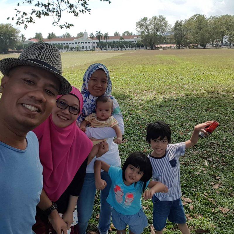 Mengandung Alahan Teruk Malah 5 Kali Bersalin Caeser, Isteri Faisal Ismail Lega Suami Setia Usap Kepala & Bacakan Yaasin Saksikan Setiap Kelahiran