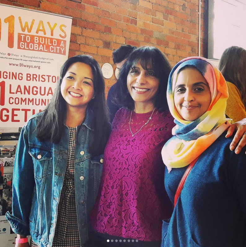 """""""Saya Bersyukur Rakyat Malaysia, Indonesia, Brunei & Singapura Menyokong"""" Selepas MasterChef UK Zaleha Kadir Olpin Lebih Berjaya"""