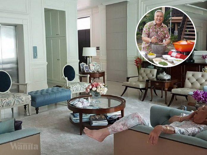 Mak Ayah Sila Contohi Kesabaran Chef Wan Jaga Ibunya, Cik Ani Yang Dah Lanjut Usia
