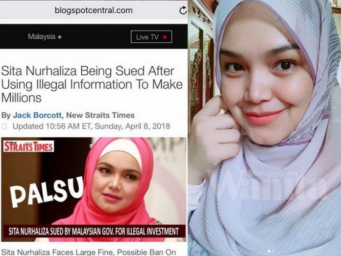 """""""Ingatkan Waktu Berpantang Bolehlah Berehat.."""" - Siti Nurhaliza"""