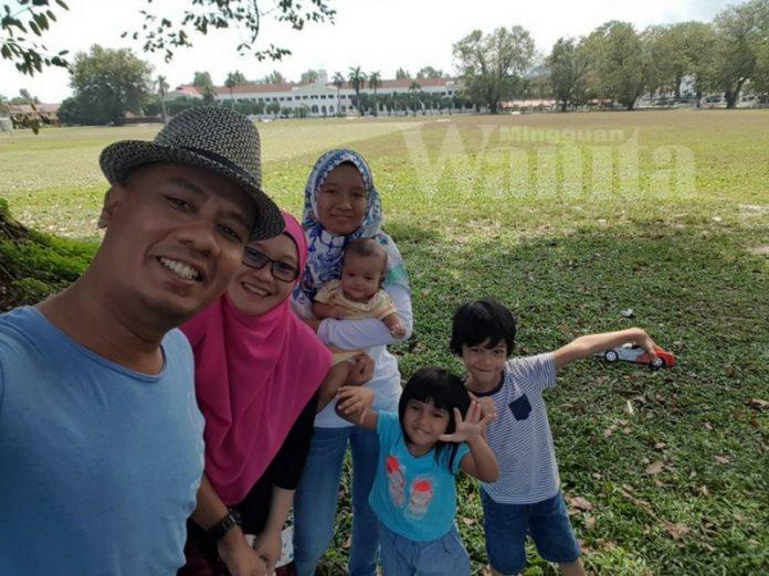 Mengandung Alahan Teruk Malah 5 Kali Bersalin Caeser, Isteri Faizal Ismail Lega Suami Setia Usap Kepala & Bacakan Yaasin Saksikan Setiap Kelahiran