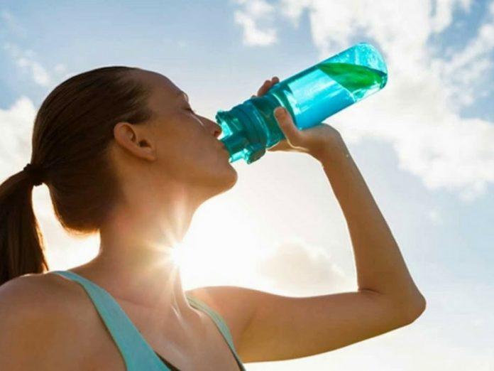 minum air suam untuk sihat