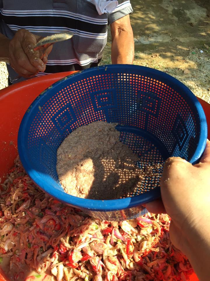 Resepi Asli Air Asam Kerisik Kenduri Kendara, Air Tangan Orang Melayu Lama
