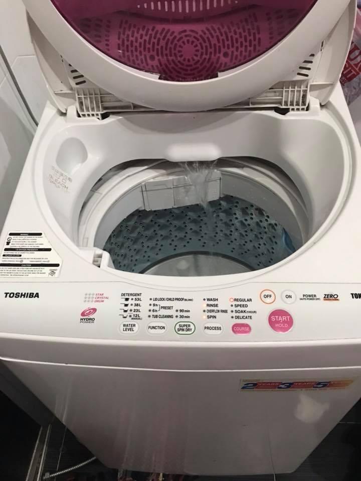 Mak-mak Kalau Baju Masih Lekat Sabun & Kotor, Tandanya Mesin Basuh Kena Servis, Buka Dan Cuci Sendiri Bagi Bersih