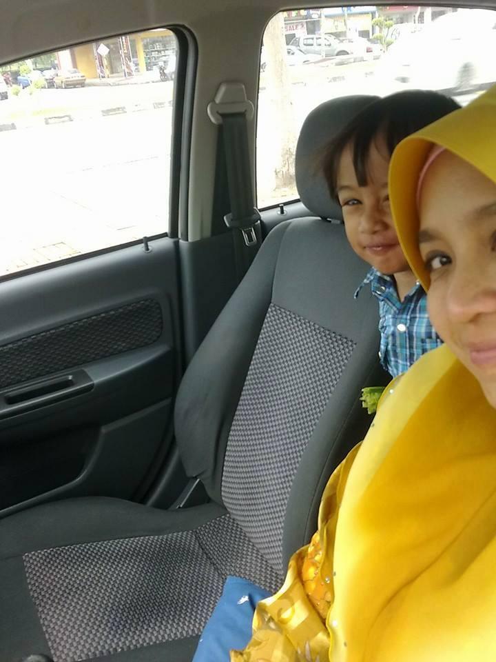 Tubuh Montel Ini Mama Dakap Sepuasnya, Buat Kali Terakhir, Sebelum Menghantarnya Ke Liang Lahad