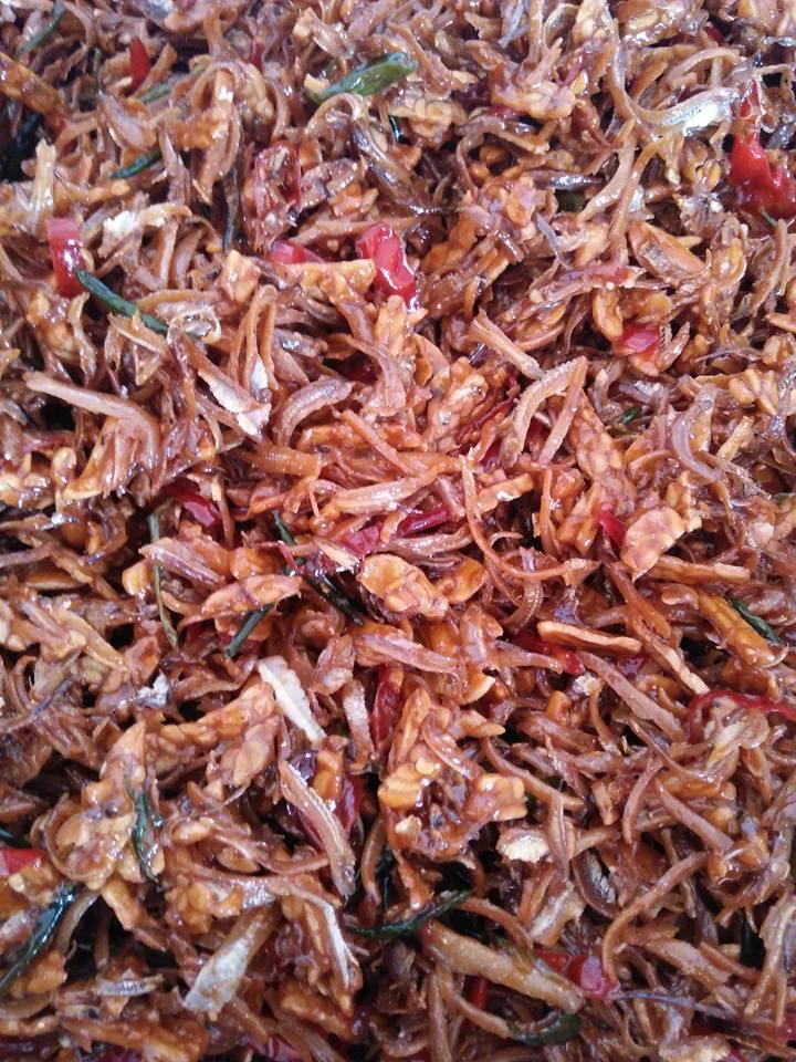 sambal tempe goreng