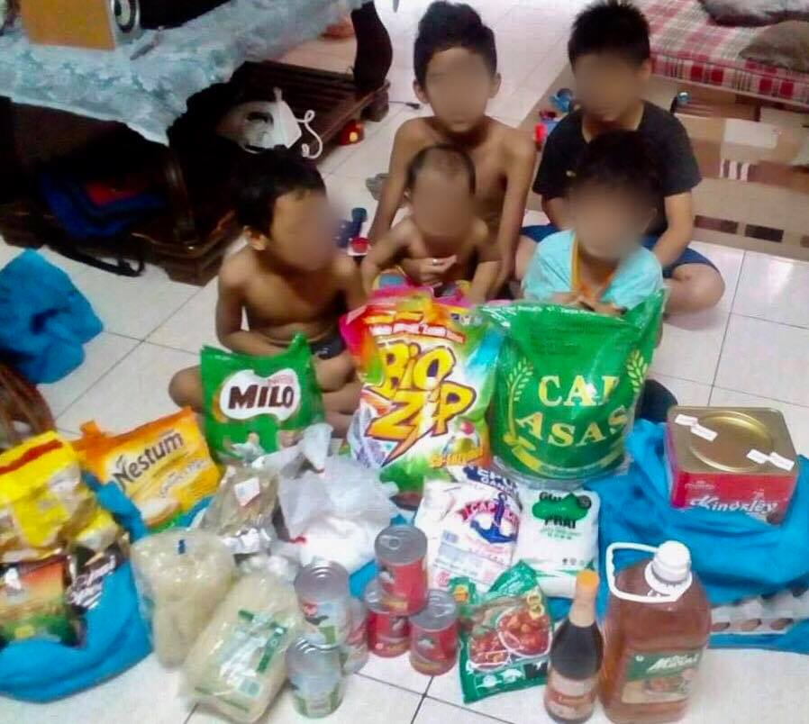 """Lama Kita Tak Minum Milo Kan"" Sayunya Lepas Ramadhan 5 Beradik Ini Perlu Keluar Dari Rumah Sewa Mereka Jika.."