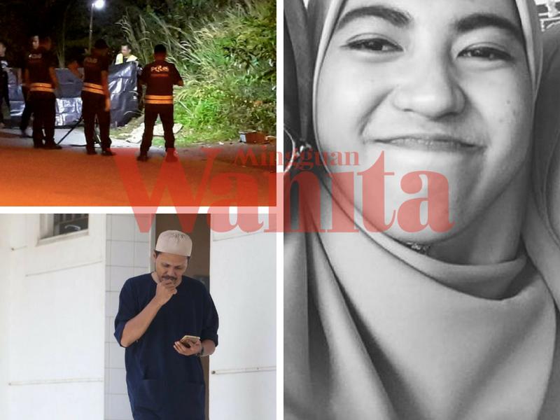 Hiba.. Nur Alya Damia Dicekik Beberapa Minit Dalam Kereta, Sebelum Dicampak Di Tepi Jalan