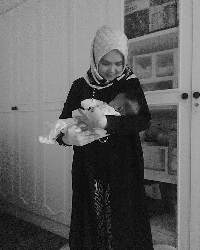 Selain Berjaga Malam, Menyusukan Siti Aafiyah, 3 Wanita Ini Punca Siti Nurhaliza Langsing Cantik Macam Anak Dara