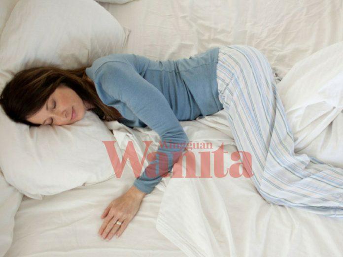 tidur selepas sahur