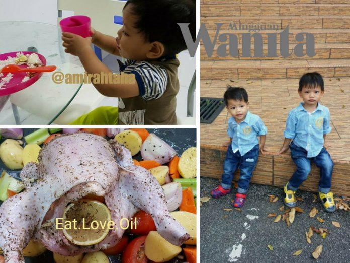 Terlebih Makanan Di Proses Itulah Punca Anak Kecil Susah Makan, 3 Cara Ini Bantu Atasinya