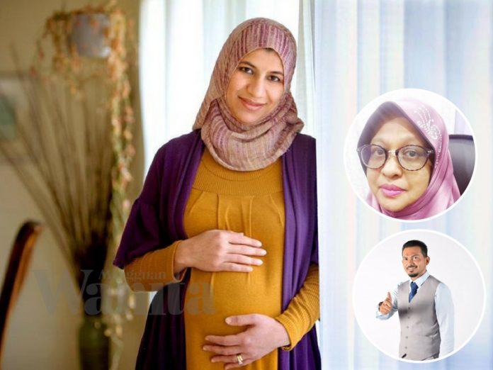 Ibu Mengandung Awal Trimester, Menyusukan Anak Lagi, Sebelum Niat Puasa Dengar Dulu Kata Doktor