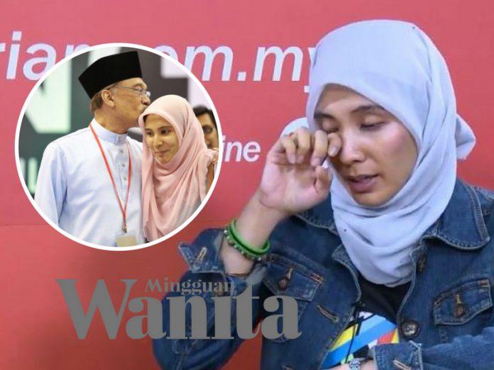 """""""Saya Dah Biasa, Anak Sulung Datuk Seri Anwar Memang Macam Tu.."""" - Nurul Izzah"""