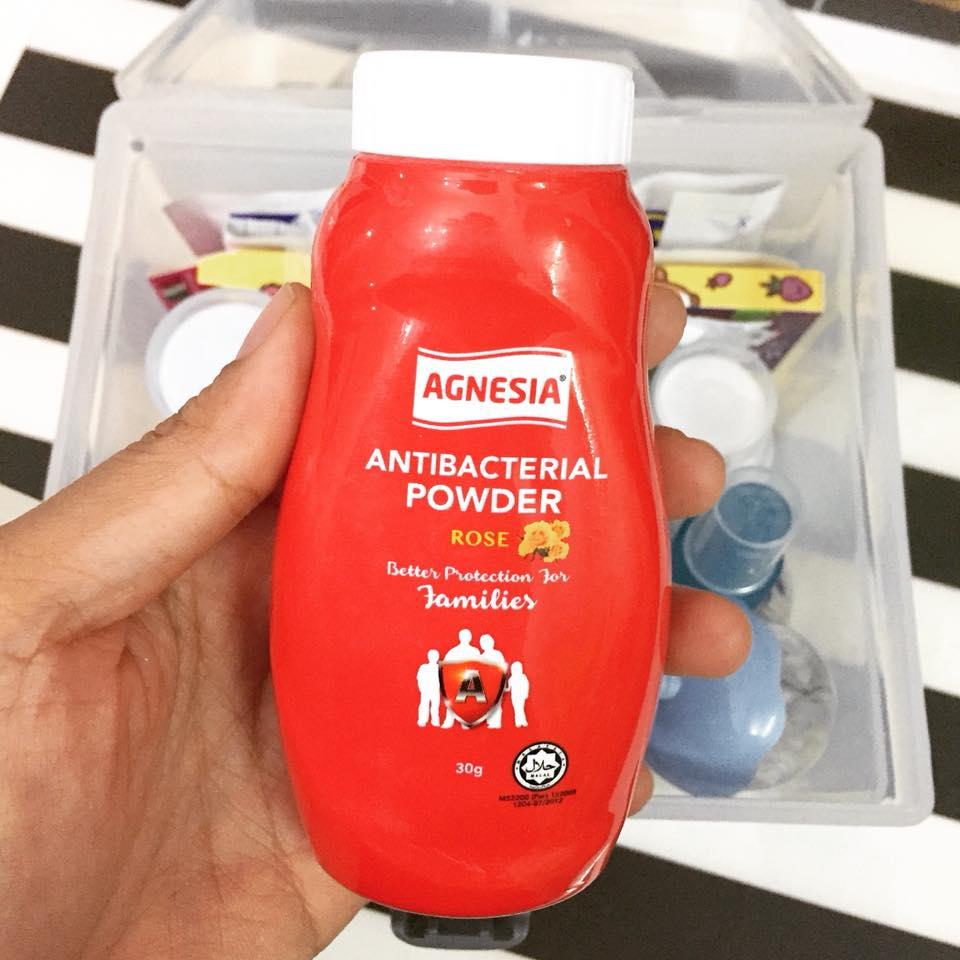 Antibacterial powder